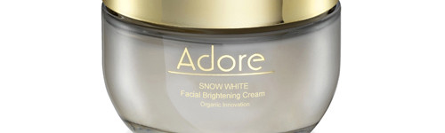 Snow White- Facial Brightening Adore Cosme