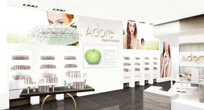adore cosmetics price organic innovation reviews contact