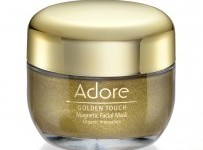Adore Cosmetics organic innovation - Adore Cosmetics Gold Mask