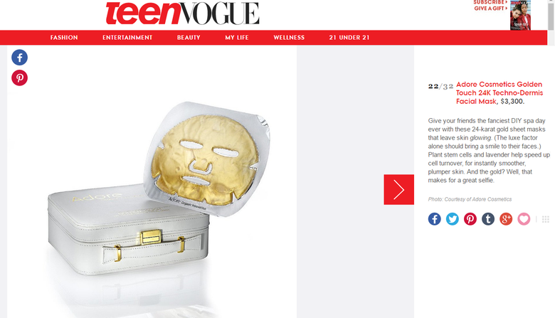 teen_vogue_features_adore_cosmetics_golden_touch_24k_mask