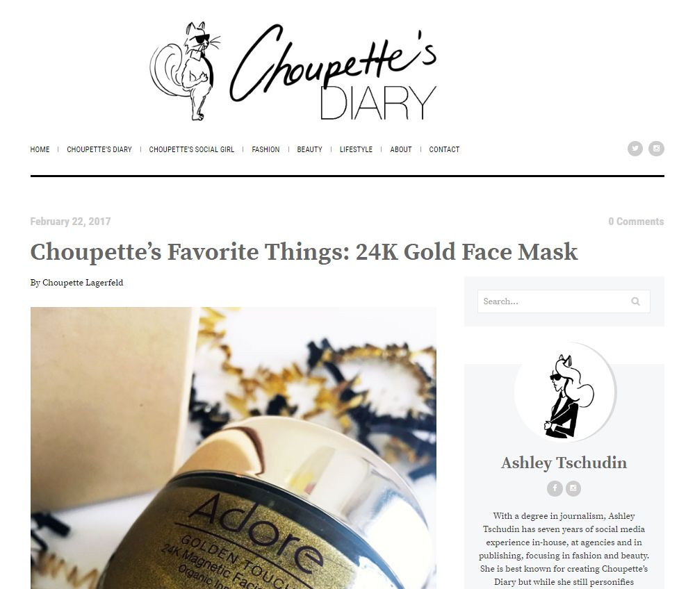 adore-24k-gold-mask-featured-in-choupettes-diary